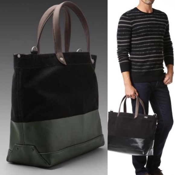b8898265c Jack Spade Other - Jack Spade Dipped Industrial Canvas Coal Tote